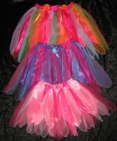 Fairy Skirt - Choice of Colours