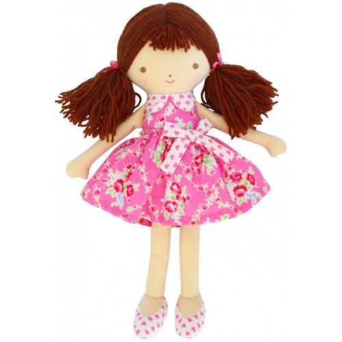 Alimrose Essie Dress me Doll in Pink