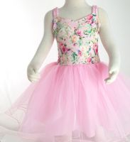 Pink Party Frock