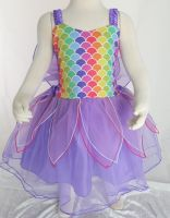 Rainbow Fairy Dress by Fairy Frocks