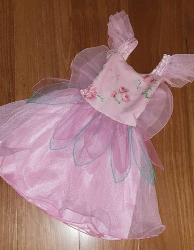 Ava Rose Pink Fairy Frock