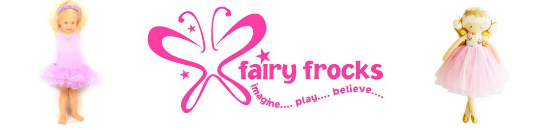 SALE - Magical Fairy Door - Fairy Frocks